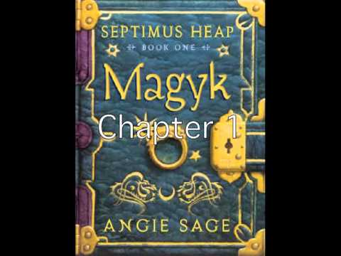 Magyk (2005) Ange Sage Chapter 1