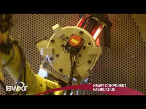 BWXT Canada Nuclear Capabilities 2017