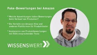 Amazon löscht Produktbewertungen? | Fairrank TV – Wissenswert