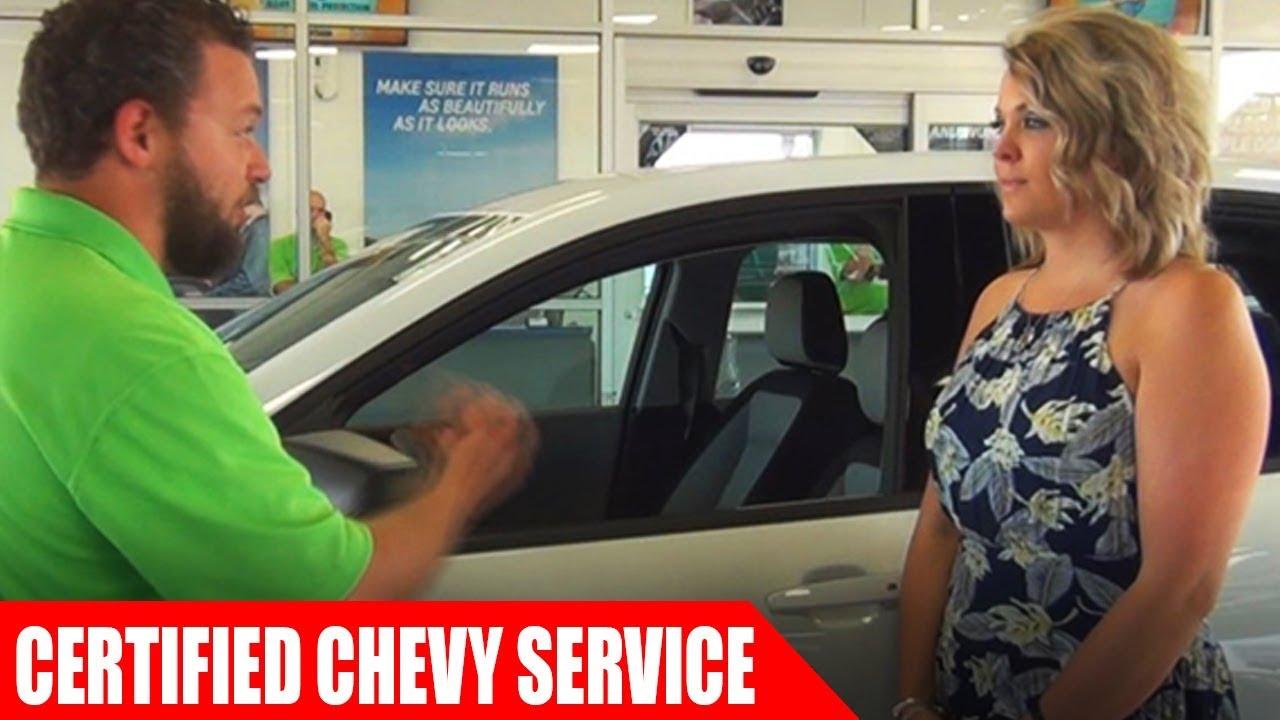 Chevrolet Dealership Service Center St Louis Missouri