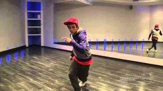 Видео урок танца в стиле электро 4 (Сэм Захаров)(Смотрите другие видео уроки танца на сайте http://www.urokitanca.ru/, 2013-03-19T09:20:47.000Z)