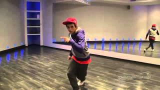 Видео урок танца в стиле электро 4 (Сэм Захаров)