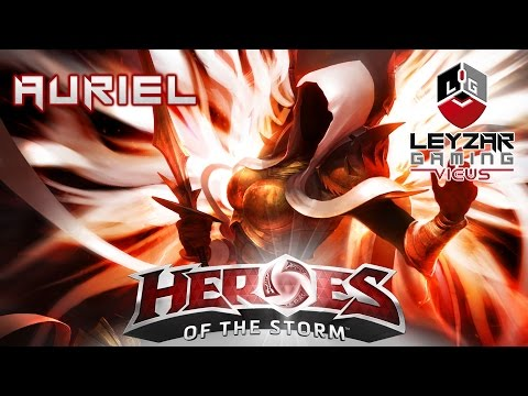 Heroes Of The Storm (HotS News) - Auriel Confirmed & Talk Of Other Leaks (Opinion Piece)