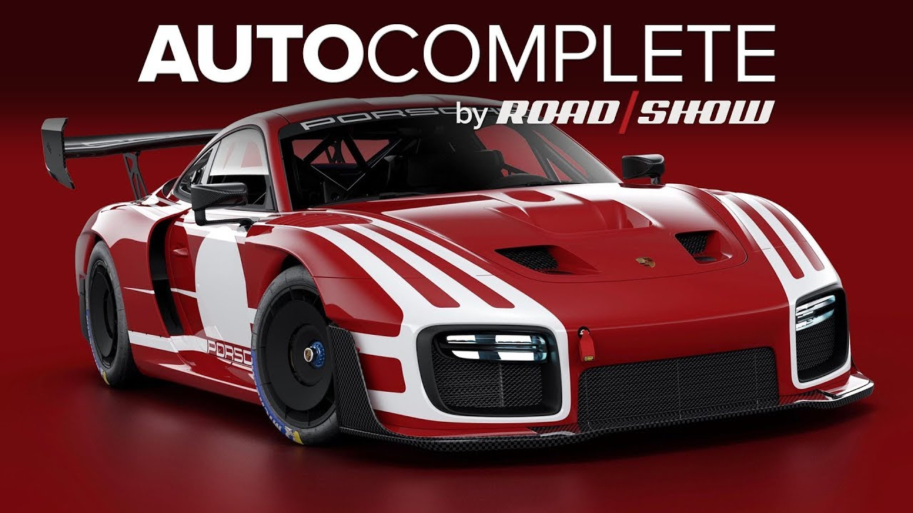 AutoComplete: Porsche's GT2 RS-based 935 gets new racing-inspired liveries