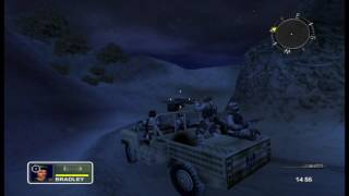 Gamecube Games @ 4k! - Conflict Desert Storm II   Back to Baghdad