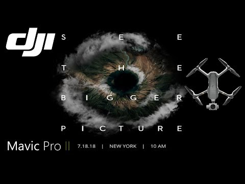 DJI Announcement July 18th - See the bigger picture