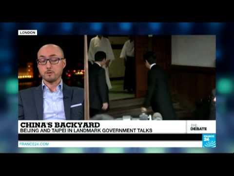 China's Backyard: Beijing and Tapei in Landmark Talks (part 2) - #F24Debate
