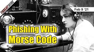 Phishing Using Morse Code, Signal Responds to Iran Ban, Chrome Zero Day News - ThreatWire