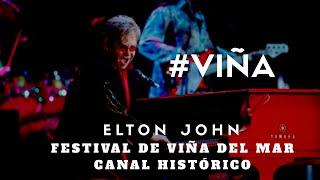 Elton John (en vivo) - Candle in the Wind - Festival de Viña del Mar 2013 #VIÑA