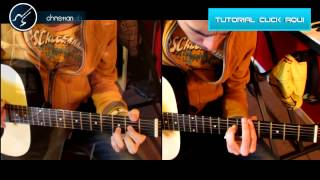 Hoobastank - The Reason Cover Guitar Tutorial