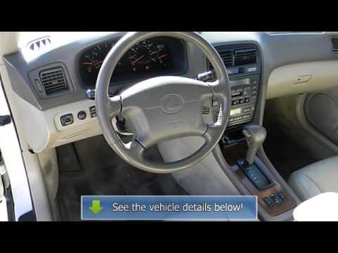 1998 Lexus ES 300 - Keyes Lexus - Van Nuys, CA 91401