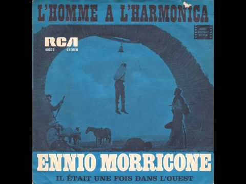 ennio morricone - the man with the harmonica mp3