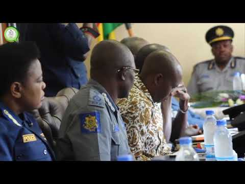 ZRP deploys officers for peacekeeping in Darfur, Sierra Leone
