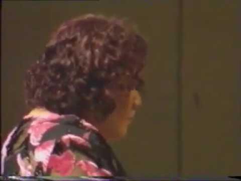 Suzanne Avestruz Hanoi Opera House Aug 2000 Chopin Sonata in Bb Minor