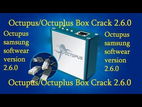 Octupus Samung Box Crack 2.6.0 Latest 2018 Urdu/Hindi