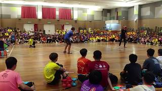 1v1 Diabolo Battle Part 4 - 2019年全国扯铃观摩会暨交流营 [铃迹] 10th National Diabolo Forum