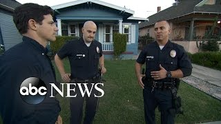LAPD Outfits Every Officer with Body Cameras