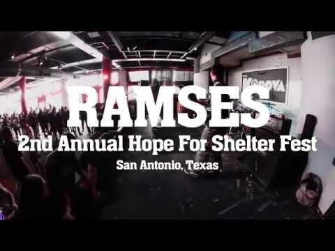 Ramses (Live) Full Set at The Korova (Hope For Shelter) | San Antonio, Texas || 9.23.2016