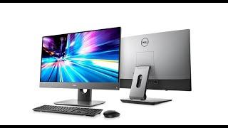 Dell Optiplex 7770 All in One Desktop Unboxing