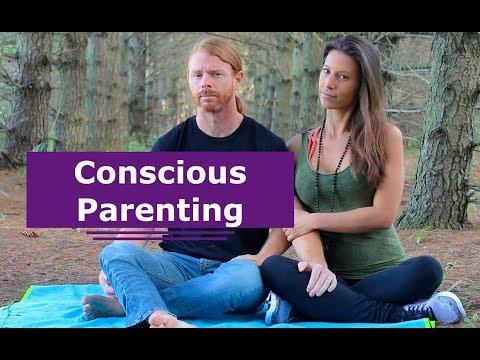 Conscious Parenting - Ultra Spiritual Life episode 73