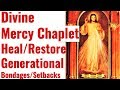 Divine Mercy Chaplet for Intergenerational Healing, Family Tree Healing, Deliverance, Save Souls