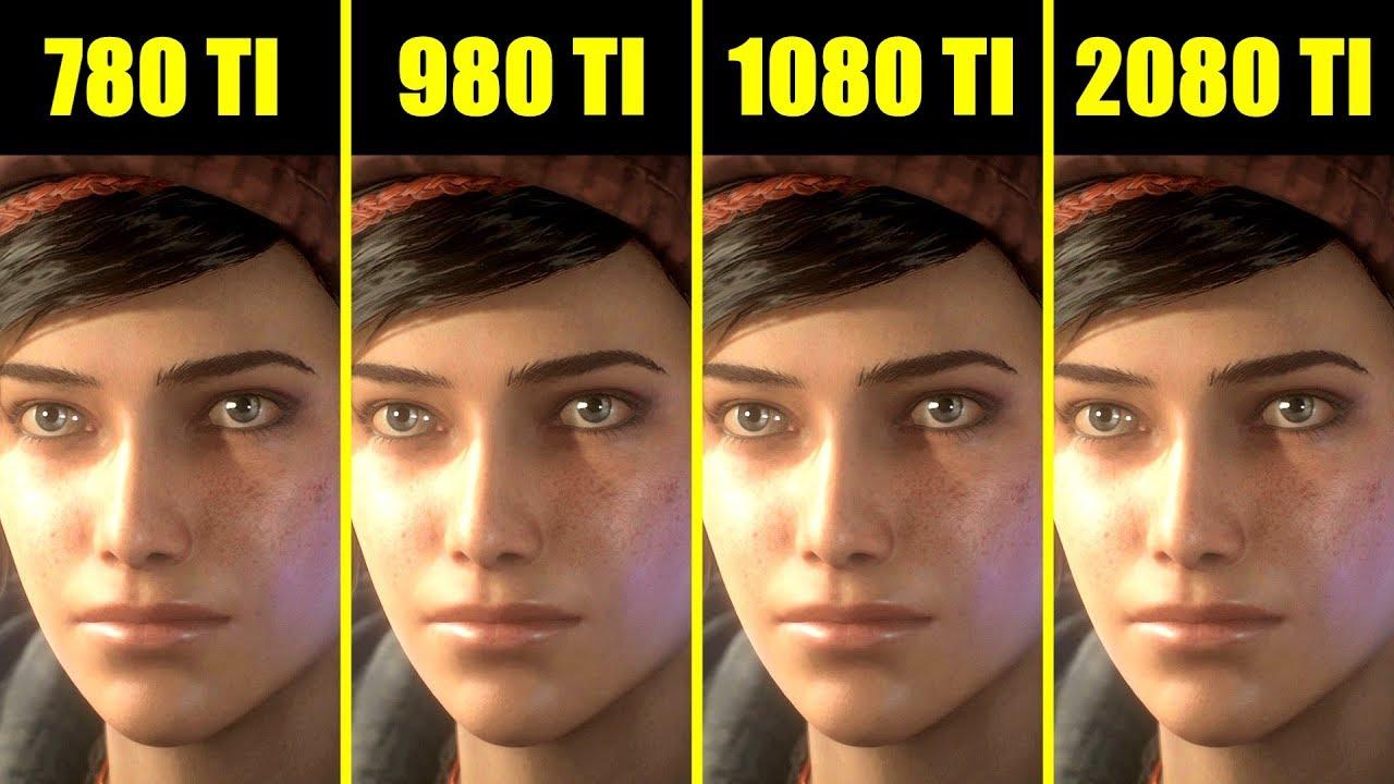 Gears 5 RTX 2080 TI Vs GTX 1080 TI Vs GTX 980 TI Vs GTX 780 TI Comparison