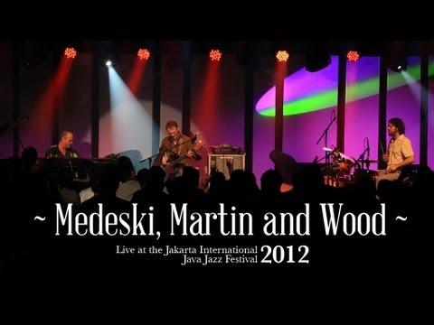 "Medeski Martin & Wood ""The Lover"" live at Java Jazz Festival 2012"