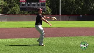 Rory Shanks — PEC - 3B - Mercer Island HS(WA) - July 26, 2017