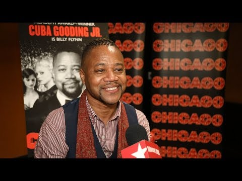 Oscar Winner Cuba Gooding Jr. on Tackling His First Broadway Musical, CHICAGO