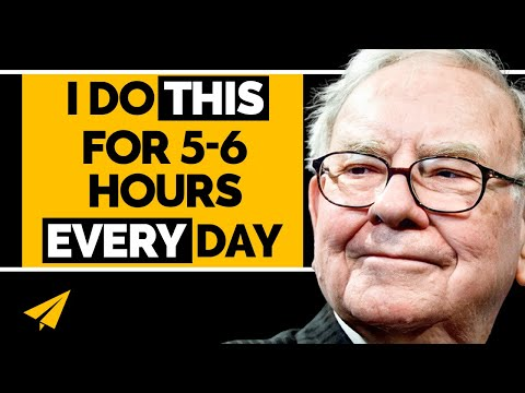 Warren Buffett's Top 10 Rules For Success (@WarrenBuffett)
