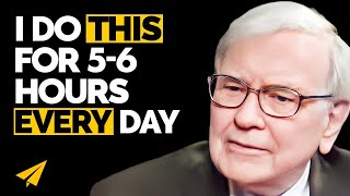THIS is My BIGGEST SECRET to SUCCESS! | Warren Buffett | Top 10 Rules