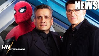 Russo Bros Slam SONY For Ending Spider-Man Deal with Disney