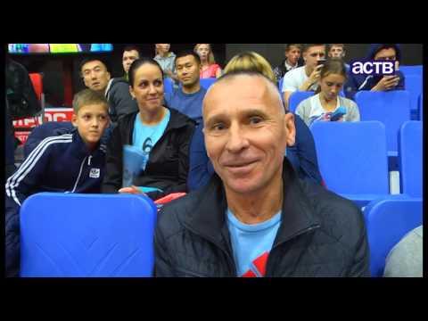 Сахалинские баскетболисты встретились с дебютантом суперлиги «Урарту» из Армении