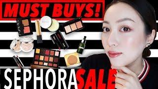 清单来了!Sephora打折必买的经典货!(我的丝芙兰最爱单品) l sephora sale recommendations