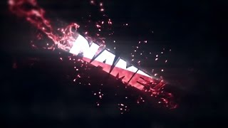 Free 3D Intro #49 | Cinema 4D/AE Template