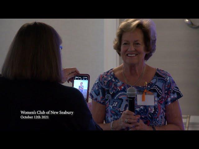 Women's Club of New Seabury (October 12th 2021)