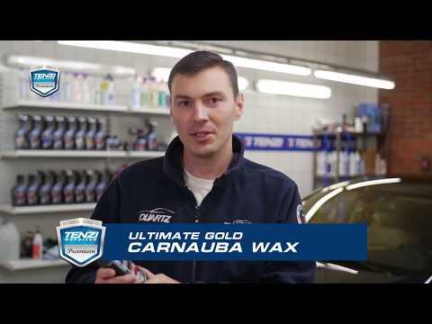 Paintwork protection with Carnauba wax - Carnauba Wax | Tenzi Detailer