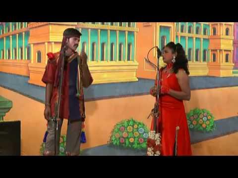 ನಾನು ಜೀತೇಂದ್ರ ನೀನು ಶ್ರೀದೇವಿ ನಾಟಕ ಗೀತೆ  Kannada Nataka HD Video Song   Avi - 16  Nanu Jeetendra Ninu 