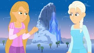 Elsa vs Rapunzel