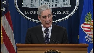 Special counsel Robert Mueller makes first public comments on Russia investigation |  Special Report