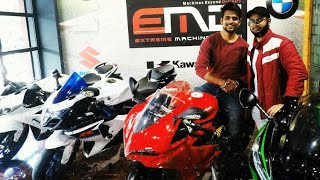 Used Superbikes in Cheap Price🔥| Hayabusa, DUCATI, Harley Davidson | DELHI | Tushar 51NGH