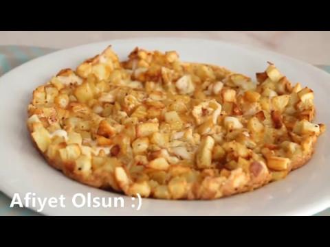 tarif: yumurtalı patates kızartması video [5]
