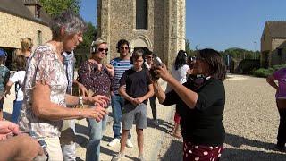Yvelines | Déambulation ludique à la commanderie pour les journées du patrimoine