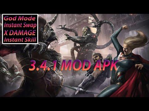 INJUSTICE 2 HACK MOD APK 3.4.1 No Root