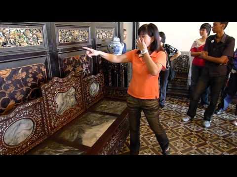 Cheong Fatt Tze Mansion Tour Guide