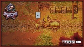 Graveyard Keeper (ОСЁЛ БАСТУЕТ) #8