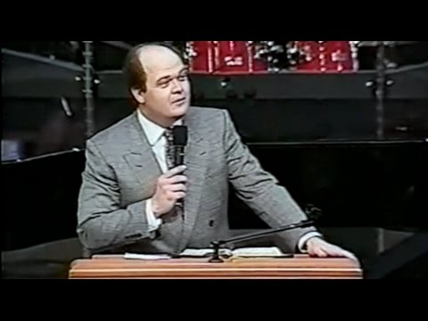 """God's Priority"" Rex Johnson BOTT 1989"