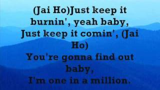 Jai Ho-Pussy Cat Dolls + Lyrics
