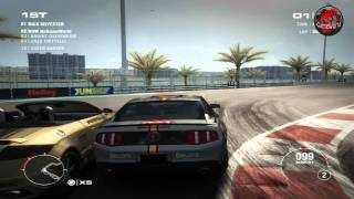 GRID 2 - Gameplay With Some Good Cars - HD - [AMD Athlon II X4 631 & HD6450 1GB] by NGW