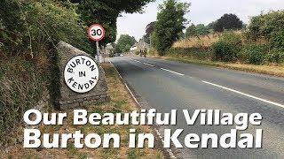 Sala Verdulero Aleta  Burton in Kendal: Our Beautiful Village